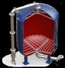 Дренажные системы (ДРУ) щелевого типа для фильтров ФИПа, ФОВ, ФСУ