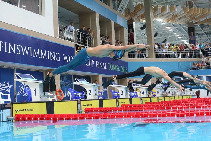 Сборная Подмосковья завоевала 4 медали наКубке мира поподводному спорту