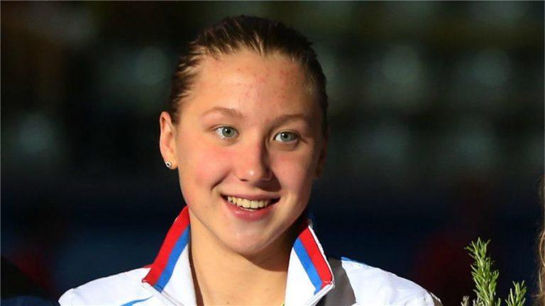 Женская сборная РФ завоевала бронзу наЧМ поплаванию накороткой воде