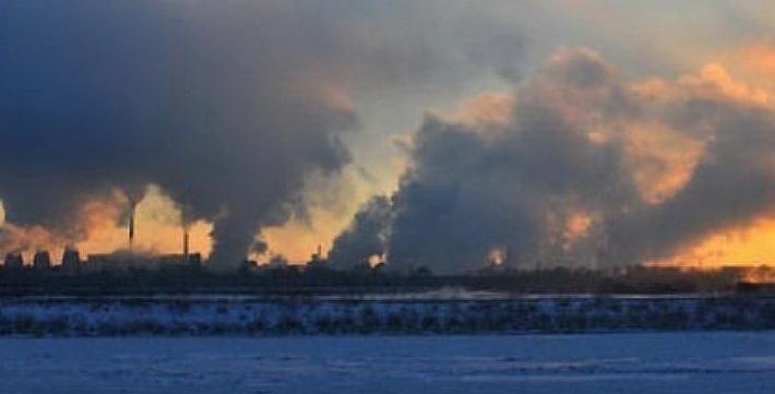 Первая степень опасности: Средний Урал накрыло смогом до19января