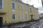 С одним из подрядчиков, который проводит капремонт домов в городе, расторгнут контракт