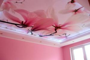 Тканевые натяжные потолки Cerutti ST – экологичный стандарт качества