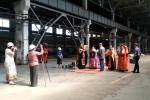 На Каменск-Уральском заводе ОЦМ запущена новая производственная линия. Ее успели уже освятить