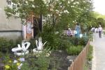 Уже поданы первые заявки для участия в конкурсе на самый красивый двор Каменска-Уральского