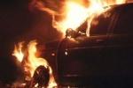 В Каменске-Уральском продолжают гореть машины. На этот раз в Красногорском районе
