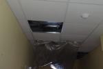 Санитарные врачи закрыли кабинет общей врачебной практики в Каменском районе. Виной всему прохудившаяся крыша