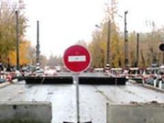 Железнодорожный переезд на улице Карла Маркса в Каменске-Уральском закроют на восемь дней