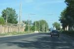 Вчера на улице Заводская в Каменске-Уральском завершилась укладка асфальта