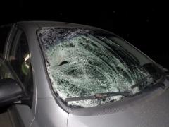 Вчера поздно вечером в Каменске-Уральском под колесами машины погибла неизвестная женщина