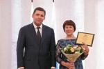 Балетмейстер из Каменска-Уральского Лариса Смоланова получила губернаторскую премию