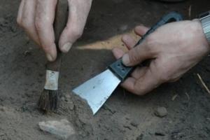 В Кировской области на территории завода откапали человеческий череп. Таким образом удалось раскрыть убийство жителя Каменска 5-летней давности