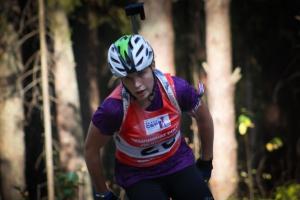 Спортсменка из Каменска-Уральского заняла седьмое место на чемпионате России по летнему биатлону