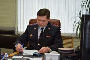Муниципальный отдел МВД России «Каменск-Уральский» в областном рейтинге вышел на пятнадцатое место