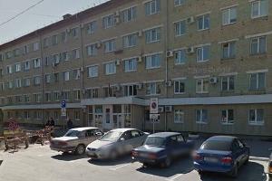 Сегодня ночью произошел пожар в здании, где находится администрация Синарского района Каменска-Уральского