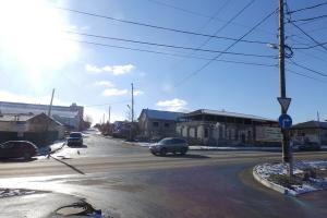 Перекресток улиц Ленина и Коммолодежи в Каменске-Уральском оказался одним из самых аварийных в городе