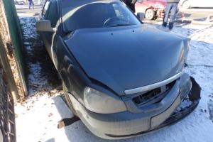 В Каменске-Уральском в субботу в ДТП пострадали три человек, в том числе 3-летний ребенок