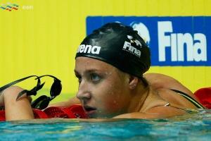 Федерация плавания региона официально утвердила, что Дарья Устинова из Каменска-Уральского является обладателем восьми рекордов области