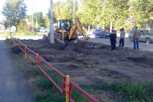 Расширение участка дороги на улице Карла Маркса в Каменске-Уральском планируют завершить к 10 сентября