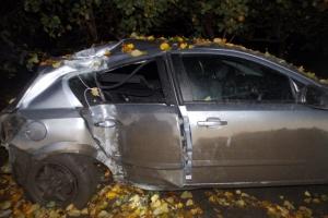 Сегодня ночью в ДТП в Каменске-Уральском погибла 22-летняя девушка