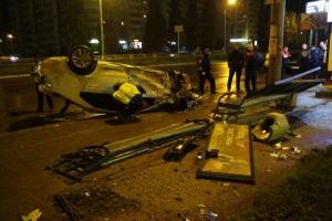 Подробности ночного ДТП в Каменске-Уральском, в котором пострадали двое человек