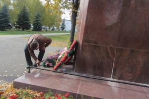 Памятнику генералу Дубынину в Каменске-Уральском предстоят восстановительные работы