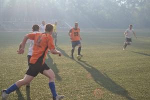В чемпионате Каменска-Уральского по футболу не осталось команд, которые не потеряли бы очки