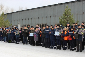 На областном конкурсе профессионального мастерства газовики из Каменска-Уральского заняли второе место