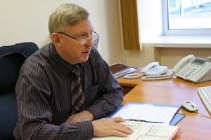 Первый заместитель главы Каменска-Уральского Сергей Гераскин 26 сентября проведет прием горожан