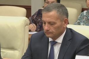 Депутат от Каменска-Уральского Михаил Голованов выступил с предложением внести изменения в служебный распорядок Заксобрания области