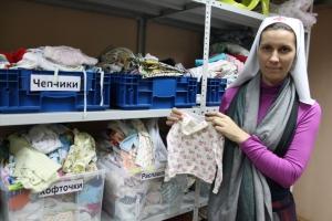 Каменская епархия стала победителем первого этапа конкурса на создание церковных центров гуманитарной помощи для беременных