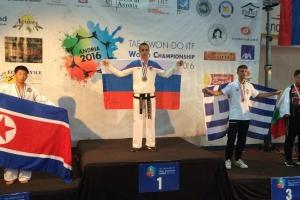 Золото и бронзу взяли на первенстве мир по тхэквандо ИТФ спортсмены из Каменска-Уральского