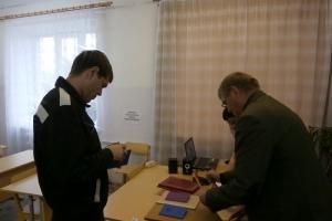 В колонии-поселении в Каменске-Уральском четыре осужденных получили аттестаты об основном общем и среднем образовании