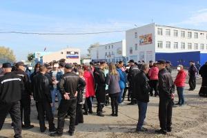 В исправительной колонии №47, расположенной в Каменске-Уральском, прошел «день открытых дверей»