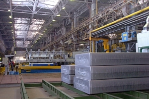 Объем чистой прибыли Каменск-Уральского металлургического завода вырос почти в полтора раза