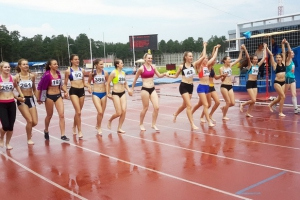 Легкоатлеты из Каменска-Уральского успешно выступили на первенствах России в разных возрастных группах