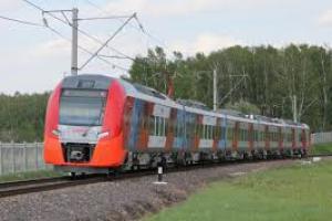 «Ласточки», курсирующие в Каменск-Уральский, опять ушли на технические выходные