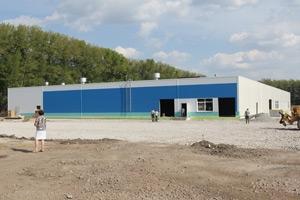 Ввод нового производственного корпуса компании «Здравмедтех» в Каменске-Уральском позволит трудоустроить более трехсот человек