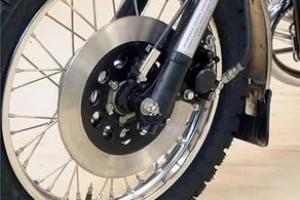 У 24-летнего жителя Каменска-Уральского украли мотоцикл