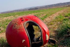 На автодороге, ведущей в Каменск-Уральский, в ДТП погиб мотоциклист