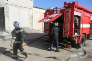 Под Каменском-Уральским сегодня горел недостроенный 2-этажный дом