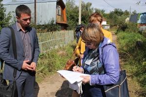 В Каменске-Уральском продолжается сельскохозяйственная перепись. Собрана информация о семидесяти процентах участков