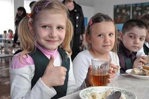 У учеников из малообеспеченных семей Каменска-Уральского есть возможность бесплатно обедать в школах