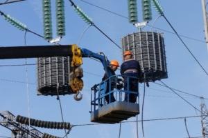 Энергетики повысили надежность электроснабжения Каменска-Уральского, проведя ремонт высоковольтной подстанции