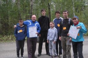 Школьники из Каменска-Уральского успешно выступили на соревнованиях по экстремальному бегу в Челябинской области