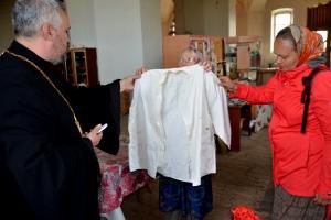Каменскому храму подарили сорочку, в которой в 1918 году был убит иерей Александр Мокроусов
