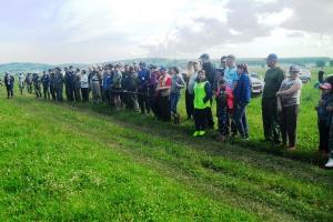 Каменцы стали лауреатами рыболовного турнира в Башкирии