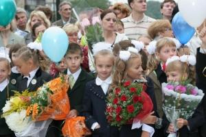 1 сентября за парты в школах Каменска-Уральского сядет на 680 человек больше, чем в 2015 году