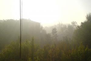 Гидрометцентр области предупредил о неблагоприятных погодных условиях первого уровня опасности
