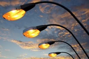 В этом году займутся освещением пригородов Каменска-Уральского. В следующем станет светлее в поселке трубников