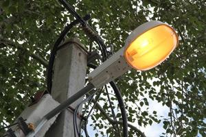 Почти семь десятков новых светильников появилось на улицах поселка Хозспособ в Каменске-Уральском